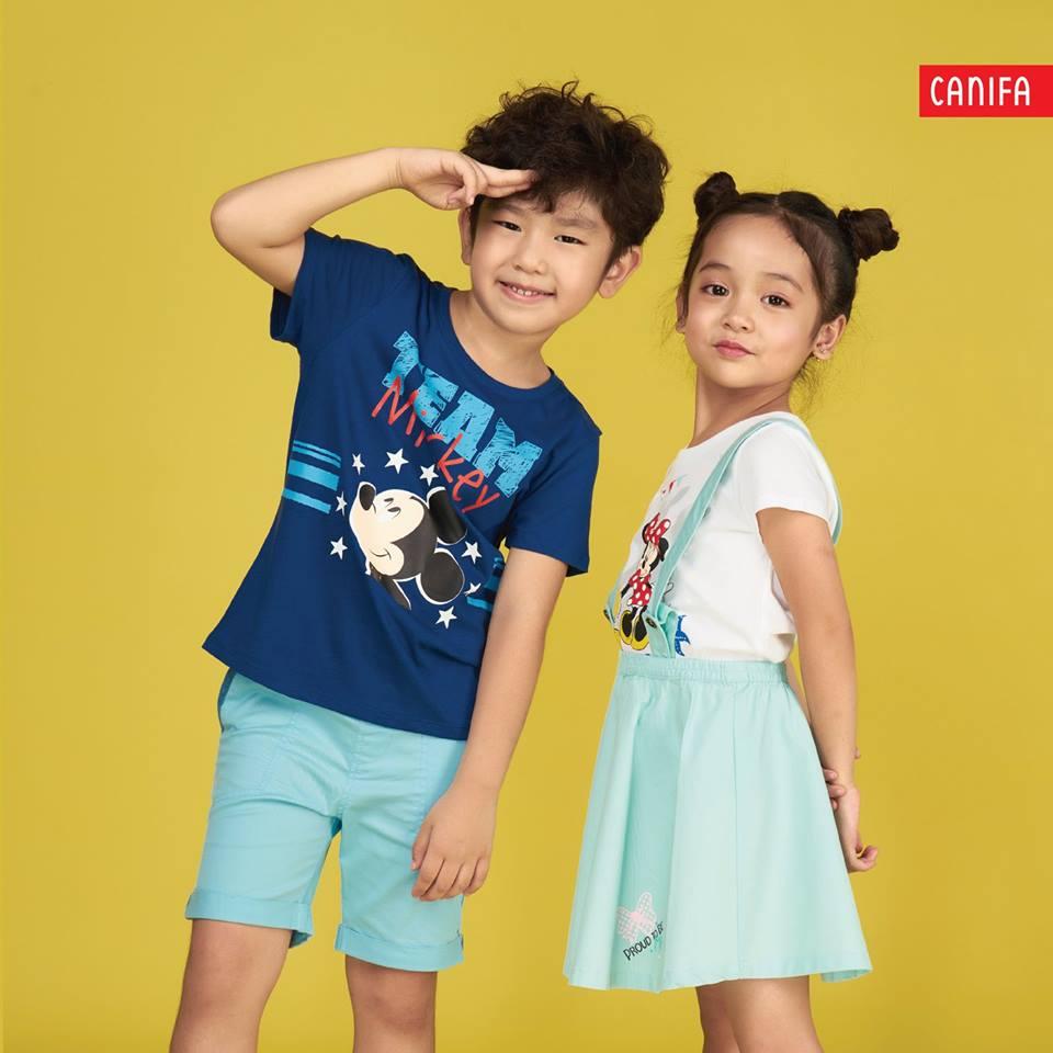 Quần áo trẻ em CANIFA Kids